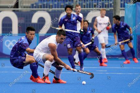 Editorial photo of Olympics Hockey Men, Tokyo, Japan - 27 Jul 2021