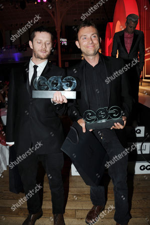 Jamie Hewlett and Damon Albarn