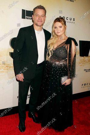 Matt Damon, Abigail Breslin
