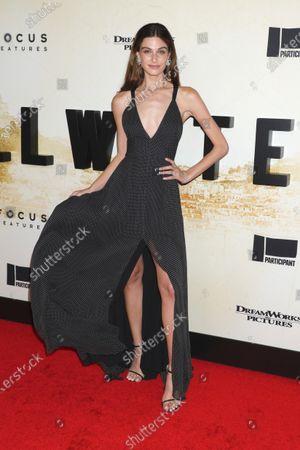 Editorial photo of 'Stillwater' film premiere, Arrivals, New York, USA - 26 Jul 2021