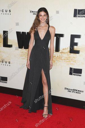 Editorial image of 'Stillwater' film premiere, Arrivals, New York, USA - 26 Jul 2021
