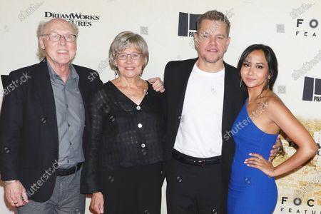 Editorial picture of 'Stillwater' film premiere, Arrivals, New York, USA - 26 Jul 2021