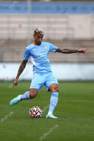Stock Image of Joao Cancelo of Manchester City