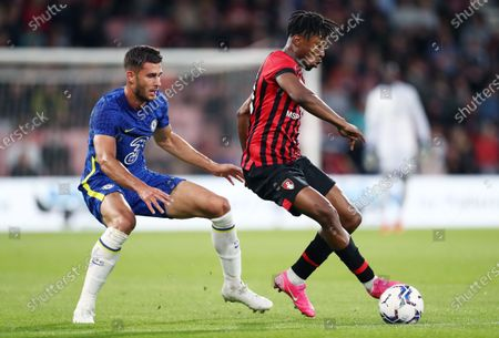 Editorial picture of AFC Bournemouth v Chelsea, Pre-season Friendly, Football, Vitality Stadium, Bournemouth, UK - 27 July 2021