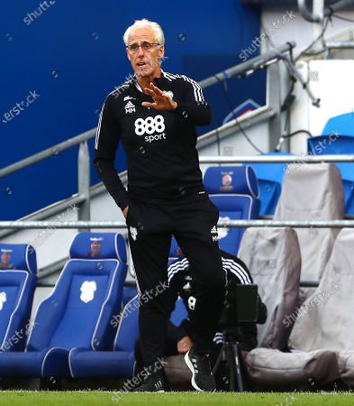 Stock Picture of Cardiff City manager Mick McCarthy
