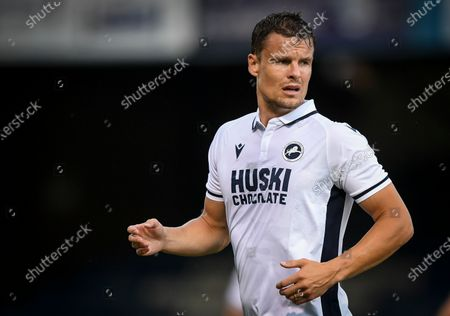 Stock Picture of Matt Smith of Millwall