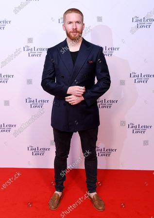 Editorial picture of 'The Last Letter From Your Lover' premiere, London, UK - 27 Jul 2021