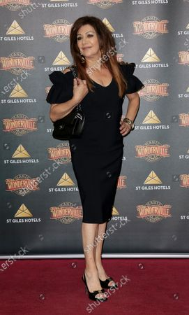 Editorial picture of 'Wonderville' Gala opening night, Palace Theatre, London, UK - 26 Jul 2021