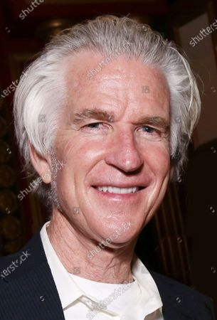 Stock Picture of Matthew Modine attending the post show reception for Joely Fisher In Concert