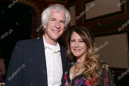 Editorial photo of Joely Fisher in concert, The Triad Theater, New York, USA - 26 Jul 2021