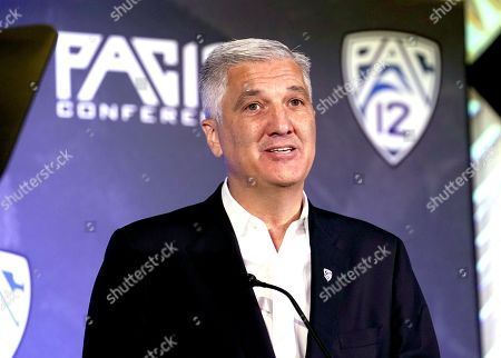 Pac-12 Media Day, Los Angeles