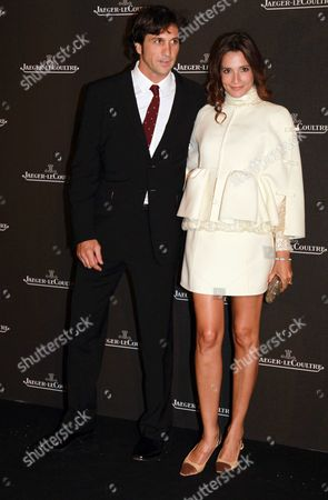 Eduardo Novillo Astrada and Astrid Munoz
