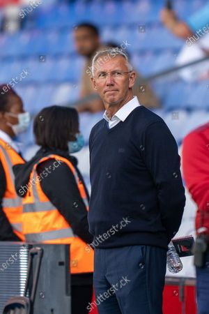 Charlton Athletic manager Nigel Adkins ahead of the Pre-Season Friendly match between Crystal Palace and Charlton Athletic at Selhurst Park, London