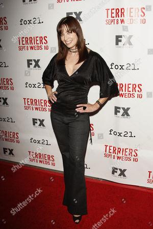 Editorial image of 'Terriers' FX TV Series premiere, Los Angeles, America - 07 Sep 2010 - 07 Sep 2010