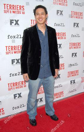 Editorial photo of 'Terriers' FX TV Series premiere, Los Angeles, America - 07 Sep 2010 - 07 Sep 2010