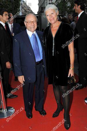 Editorial photo of Claude Pompidou Gala Foundation Evening and 'Elle s'appelait Sarah' film premiere, Paris, France - 07 Sep 2010