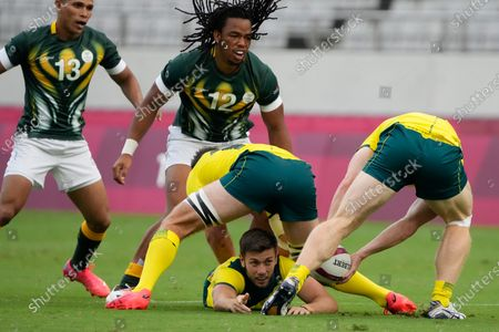 Editorial image of Olympics Rugby, Tokyo, Japan - 28 Jul 2021