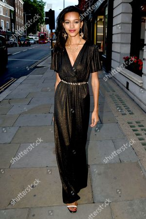 Editorial photo of Lady Nadia Essex '101 Tips For Dating After A Pandemic' book launch, London, UK - 27 Jul 2021