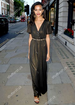 Editorial picture of Lady Nadia Essex '101 Tips For Dating After A Pandemic' book launch, London, UK - 27 Jul 2021