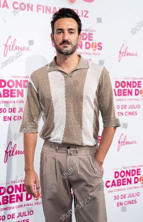 Editorial image of 'Donde Caben Dos' Premiere, Madrid, Spain - 27 Jul 2021