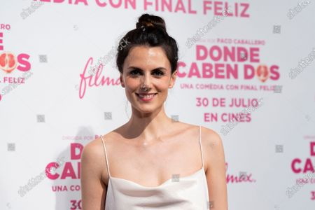 'Donde Caben Dos' Premiere, Madrid