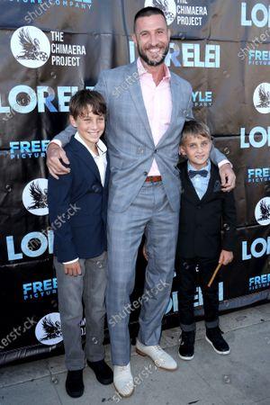 Editorial image of 'Lorelei' film premiere, Arrivals, Los Angeles, California, USA - 28 Jul 2021