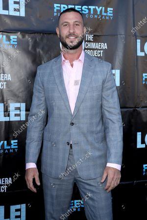 Editorial picture of 'Lorelei' film premiere, Arrivals, Los Angeles, California, USA - 28 Jul 2021