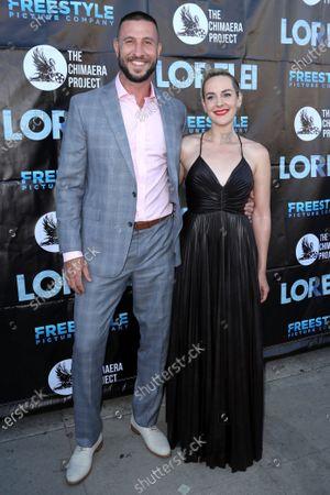 Editorial photo of 'Lorelei' film premiere, Arrivals, Los Angeles, California, USA - 28 Jul 2021