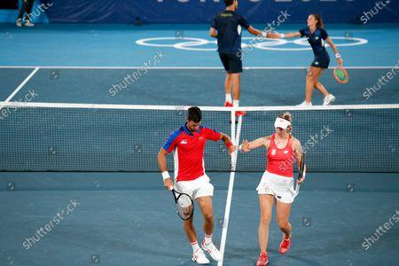 Editorial photo of Olympic Games 2020 Tennis, Tokyo, Japan - 28 Jul 2021