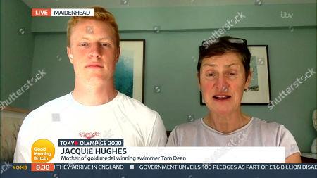 'Good Morning Britain' TV Show, London