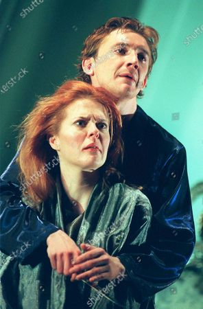 The Duchess of Malfi. Play performed by the Royal Shakespeare Company, UKAisling O'Sullivan Colin Tierney