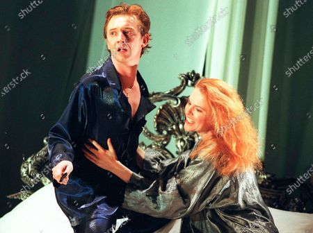 The Duchess of Malfi. Play performed by the Royal Shakespeare Company, UKColin Tierney  Aisling O'Sullivan