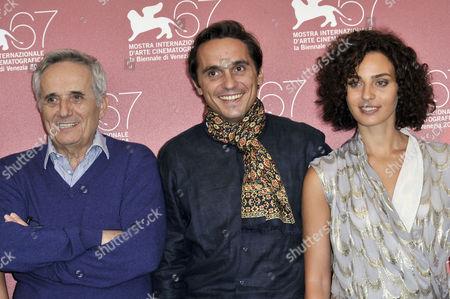 Marco Bellocchio, Pier Giorgio Bellocchio, Valentina Bardi
