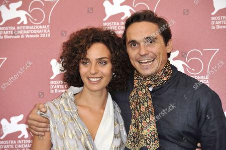 Pier Giorgio Bellocchio, Valentina Bardi