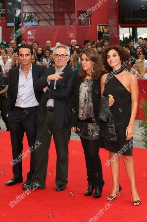 Valentina Bardi, Pier Giorgio Bellocchio, Marco Bellocchio, Elena Bellocchio