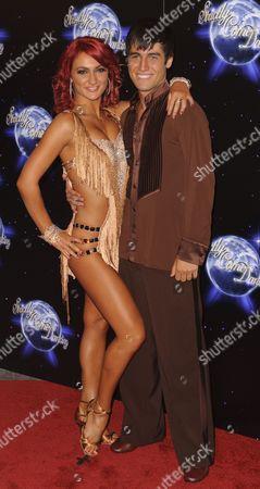 Aliona Vilani and Jared Murillo
