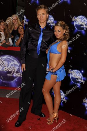 Editorial image of 'Strictly Come Dancing' Season 8 Launch Show, London, Britain - 08 Sep 2010
