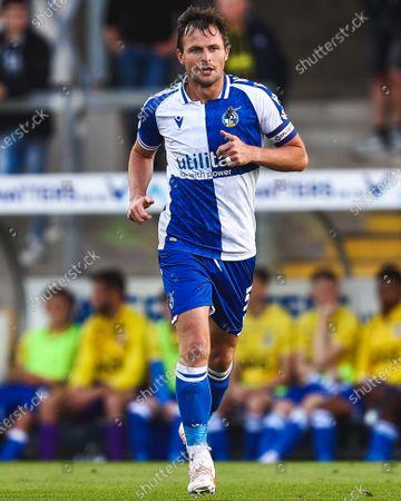 Mark Hughes of Bristol Rovers- Mandatory by-line: Will Cooper/JMP