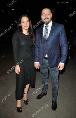 Editorial picture of Dazn x Matchroom VIP Launch Event, London, UK - 27 Jul 2021