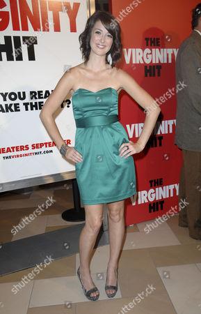 Stock Picture of Nicole Weaver
