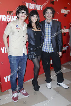Editorial image of 'The Virginity Hit' Special Film Screening, Los Angeles, America - 08 Sep 2010