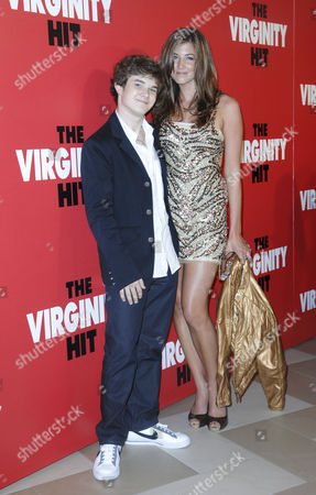 Stock Image of Jacob Davich and Victoria