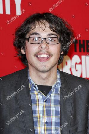 Editorial image of 'The Virginity Hit' Special Film Screening, Los Angeles, America - 08 Sep 2010