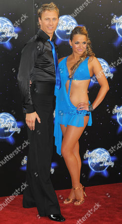 Editorial photo of 'Strictly Come Dancing' Season 8 Launch Show, London, Britain - 08 Sep 2010
