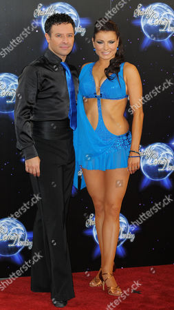 Editorial picture of 'Strictly Come Dancing' Season 8 Launch Show, London, Britain - 08 Sep 2010