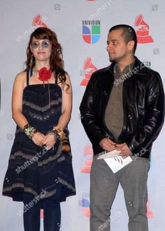 Editorial picture of 11th Latin Grammy Awards Nominations, Los Angeles, America - 08 Sep 2010