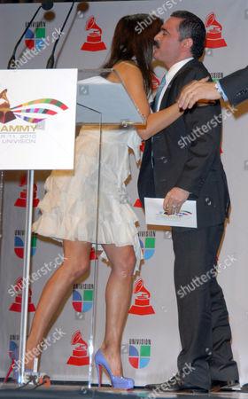 Mario Quintero, Giselle Blondet