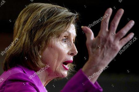 Nancy Pelosi weekly press conference, Washington DC