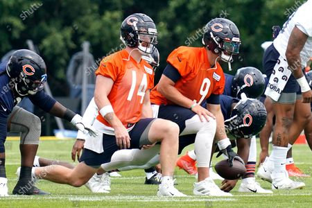 Editorial image of Bears Football, Lake Forest, United States - 28 Jul 2021