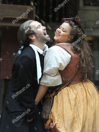 'Bedlam' - Jason Baughan (Dr Carew) and Ella Smith (Phyllis)